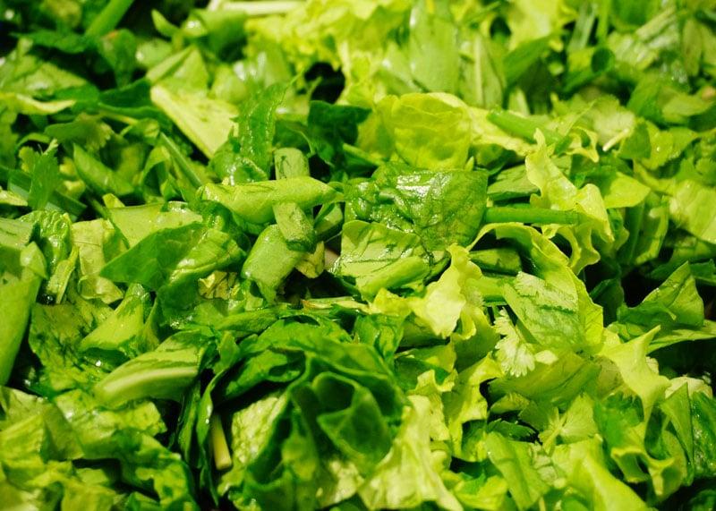 Лепешки с зеленью рецепт приготовления фото
