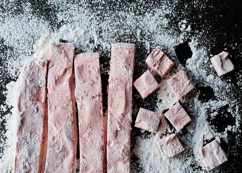Рецепт маршмеллоу с клубникой фото