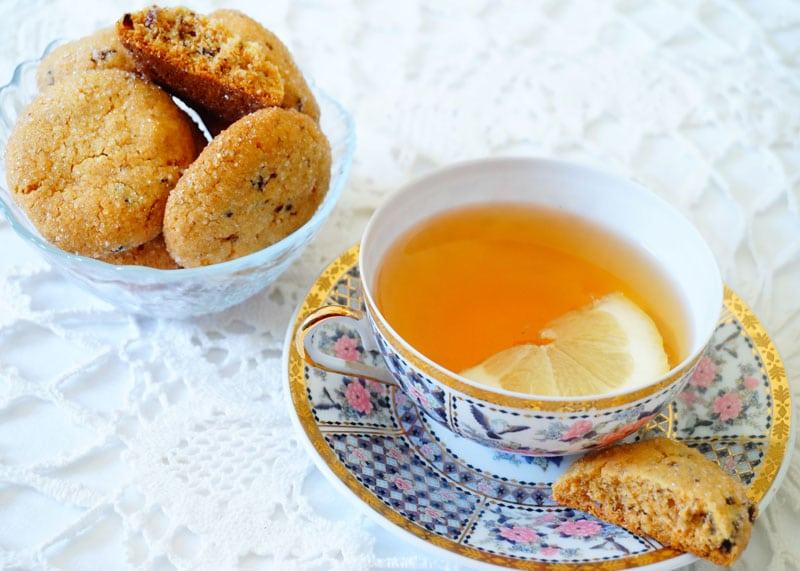 Медовое печенье рецепт фото