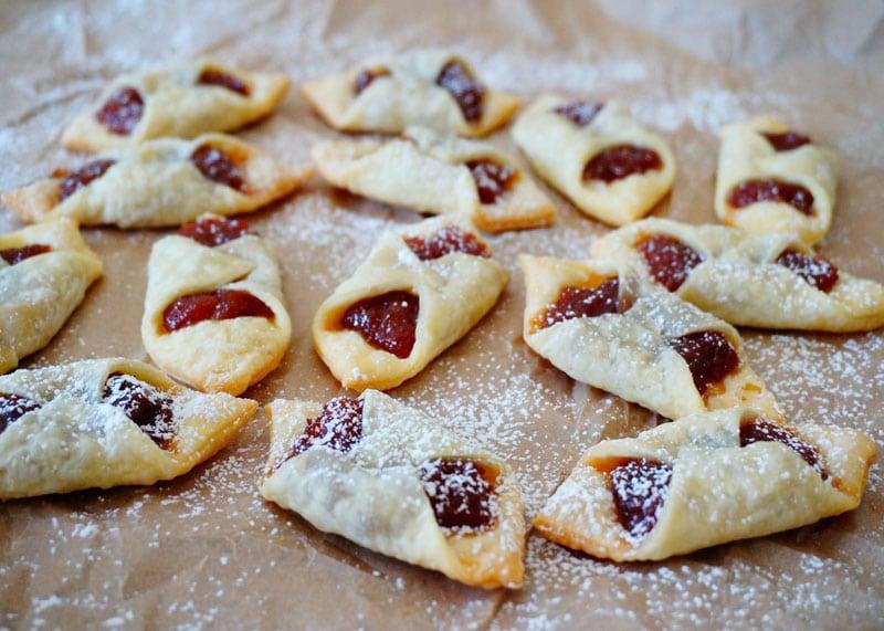 Рецепт печенья с мармеладом фото