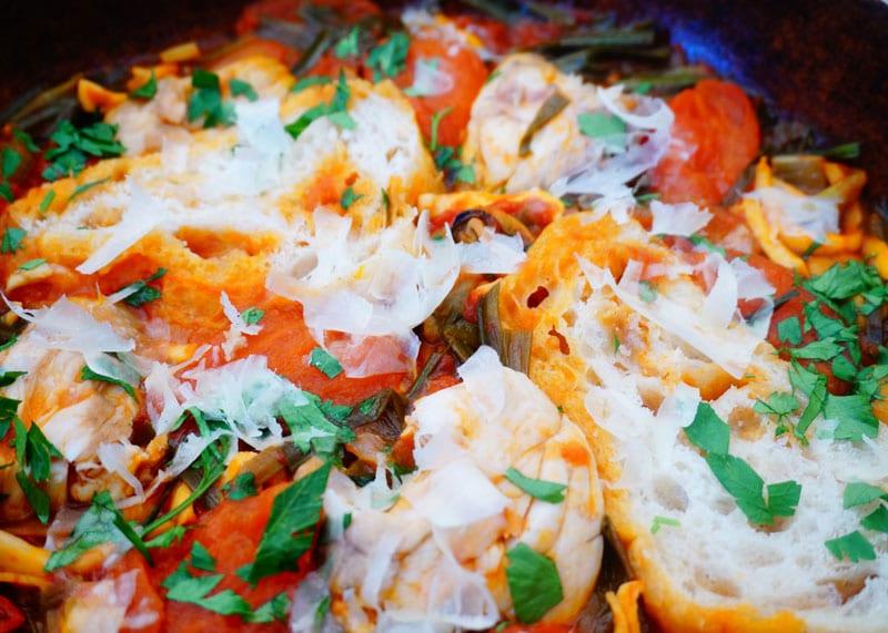 Рецепт рыбы в томатном соусе фото