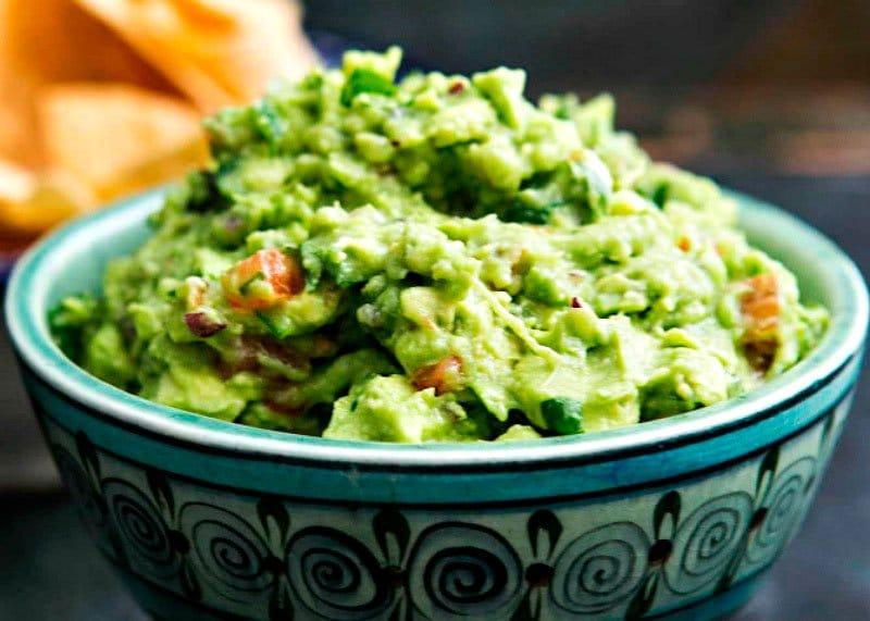 Рецепт соуса из авокадо фото