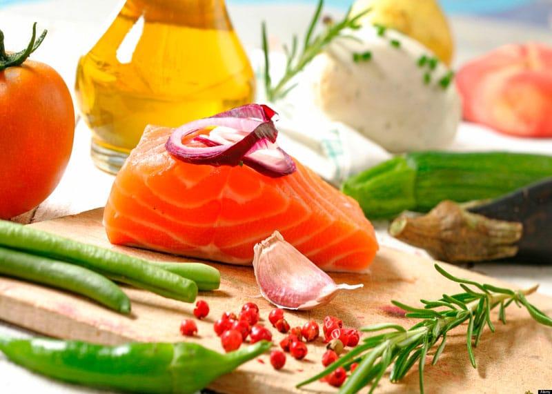 Средиземноморская кухня фото