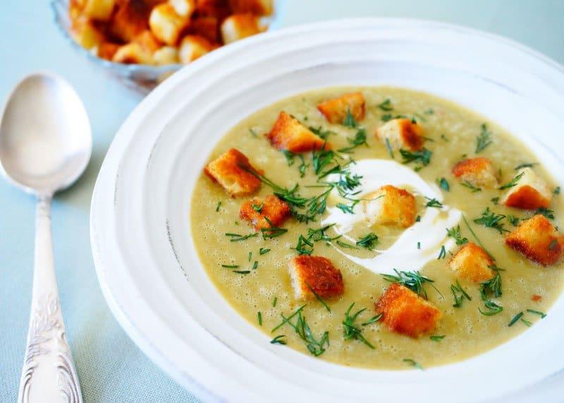 Суп из сельдерея рецепт фото