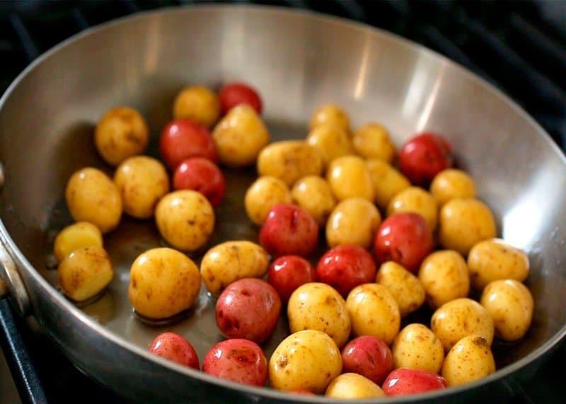 Как готовить картофель фото