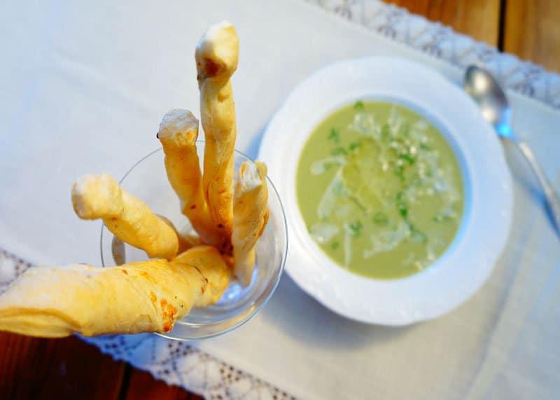 Рецепт крем супа из молодой капусты фото