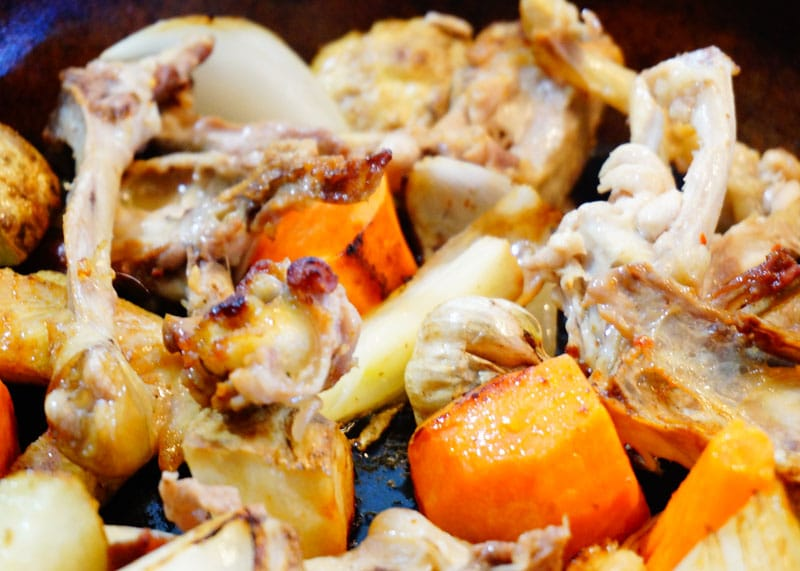 Рецепт мясного супа гумбо фото