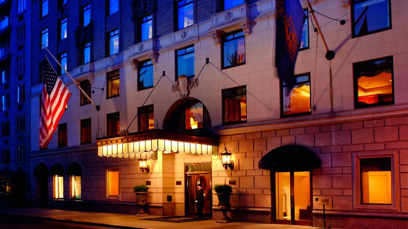 Отель Ритц Карлтон фото