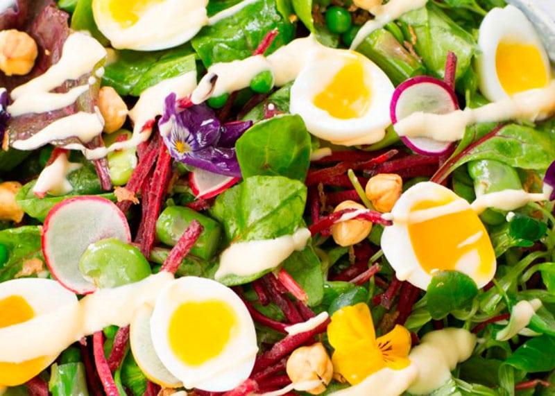 Рецепт овощного салата фото