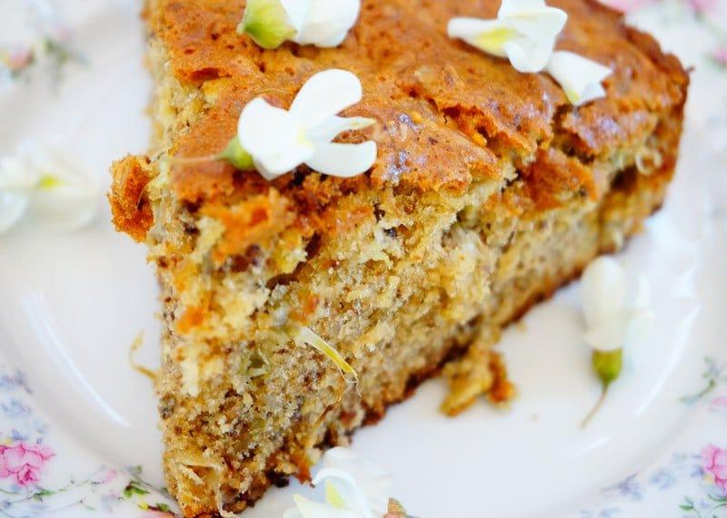 Рецепт пирога из акации фото