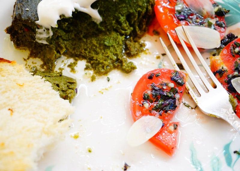 Рецепт пирога из шпината фото