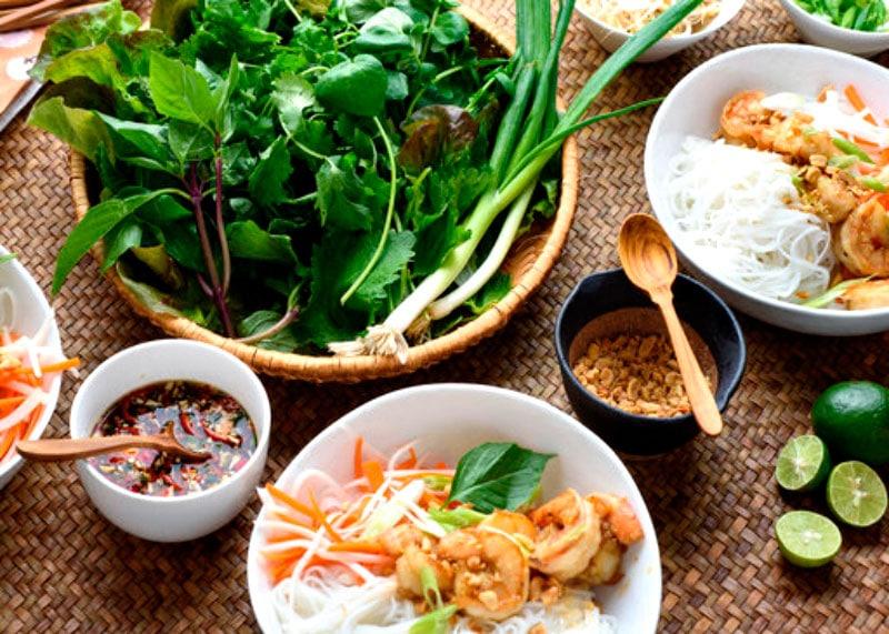 Рецепт салата с креветками фото