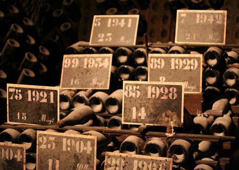 Шампанское после войны фото