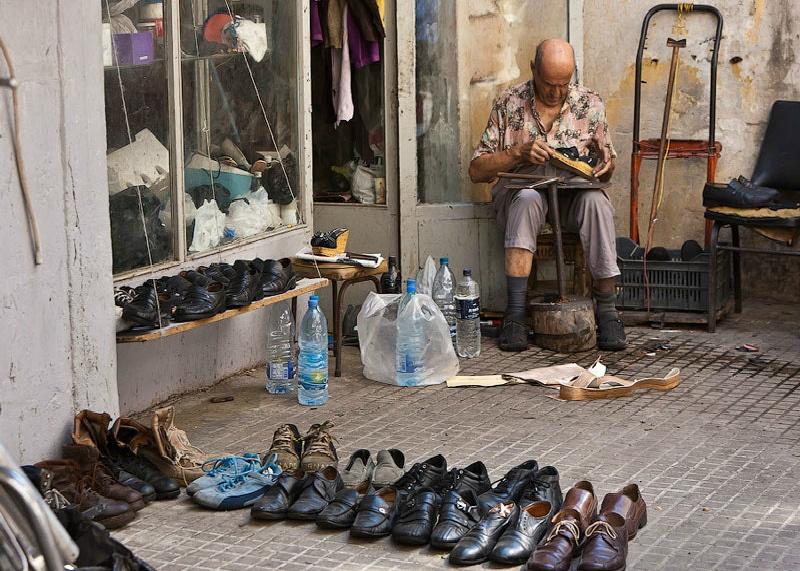 Армянский квартал Бейрут фото