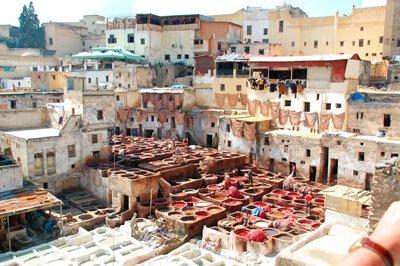 Специи Марокко фото