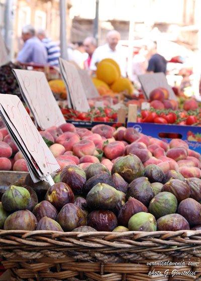 Сицилийские фрукты фото