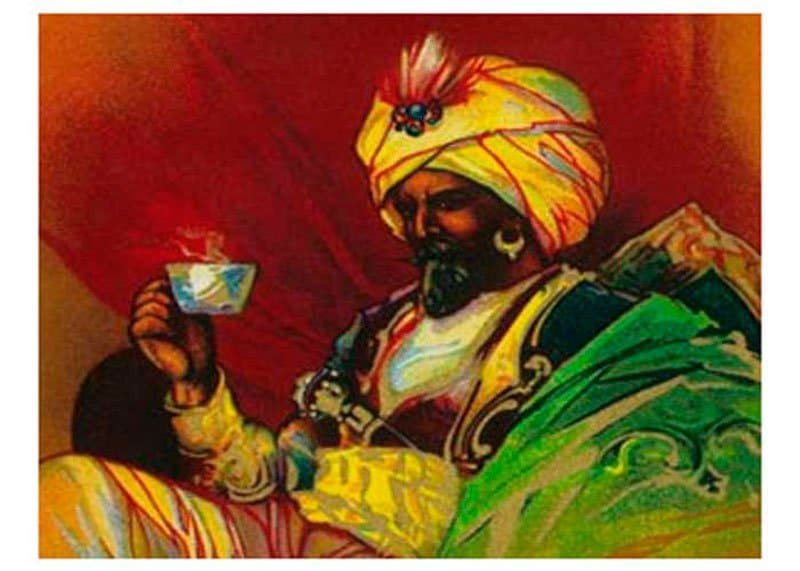 Арабский кофе фото