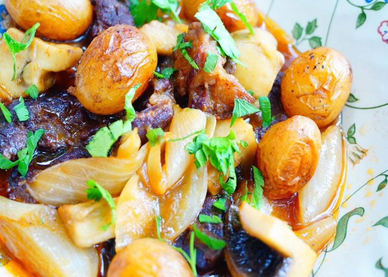 Рецепт приготовления бёф бургиньон фото