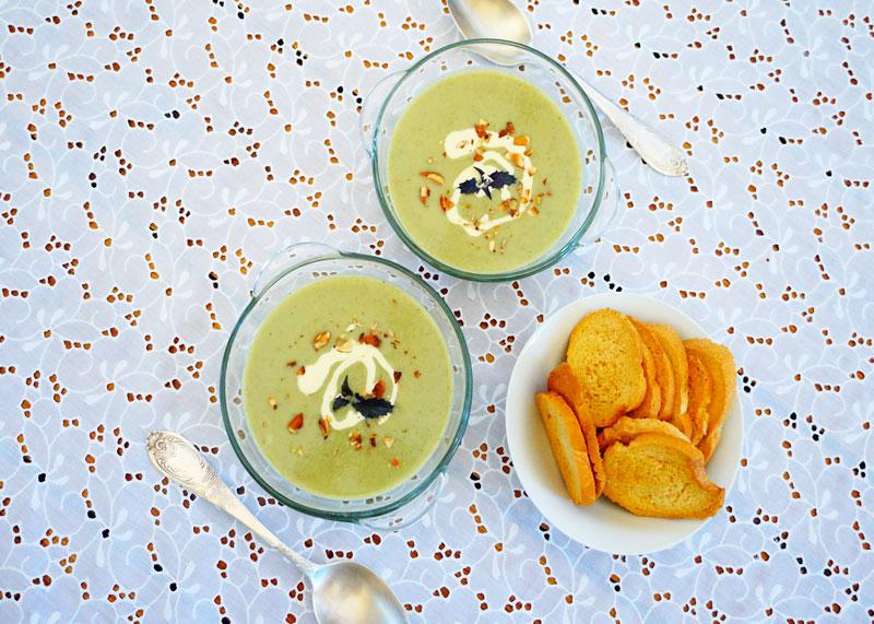 Крем-суп из сельдерея рецепт фото
