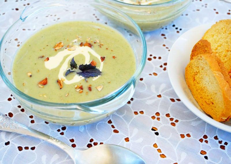 Крем-суп из сельдерея приготовление фото