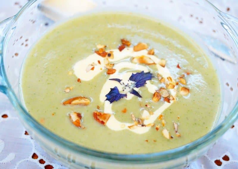 Рецепт крем-супа из сельдерея фото