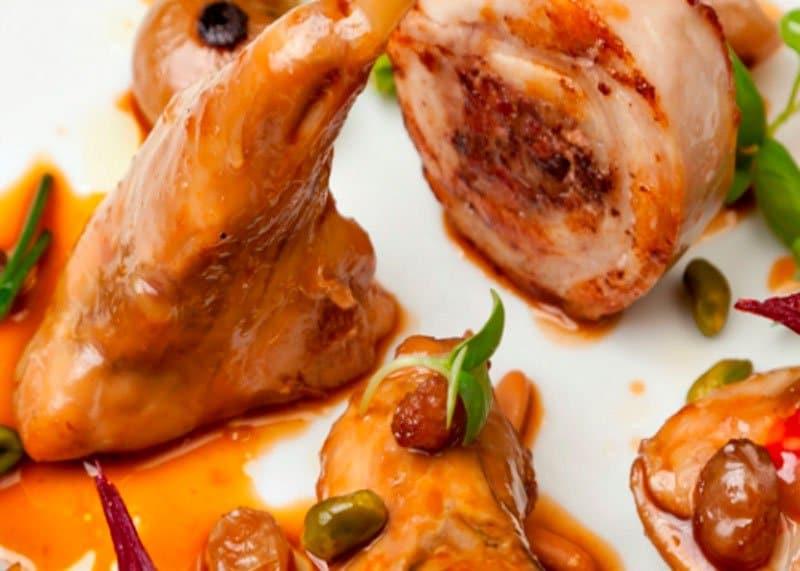 Рецепт кролика по-сицилийски фото