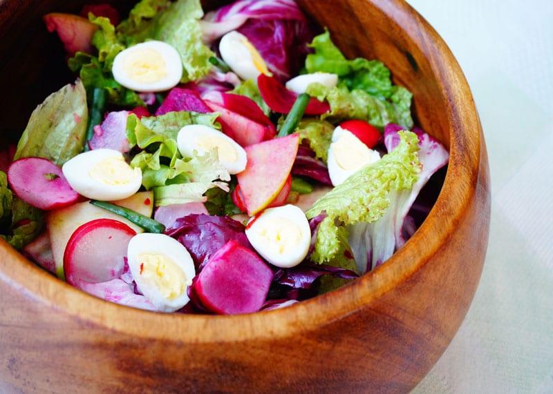 Рецепт салата из маринованной свеклы фото