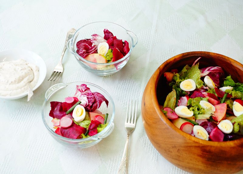Приготовление салата из маринованной свеклы фото