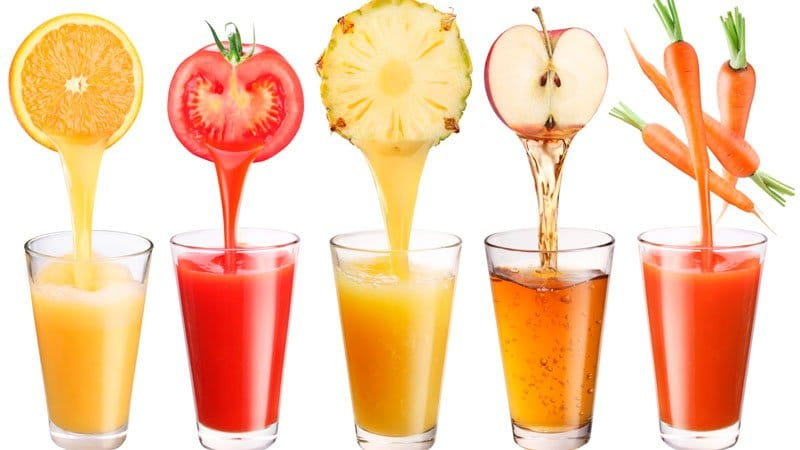 Сок для вашего здоровья фото