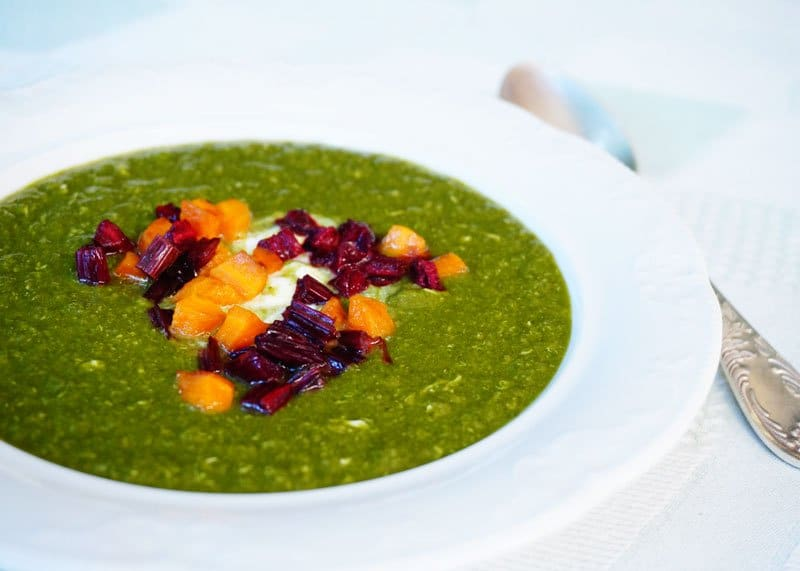 Суп из щавеля рецепт фото