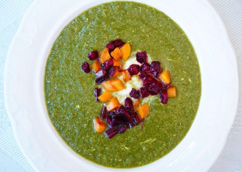 Рецепт супа из щавеля фото