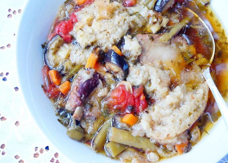 Суп со стручковой фасолью рецепт фото