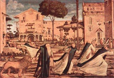 Святой Иероним Карпаччо фото