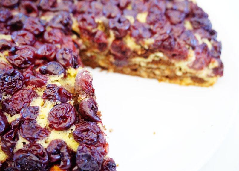 Рецепт вишневого пирога фото