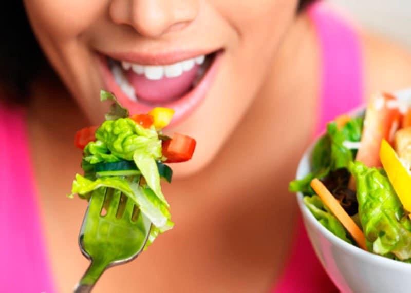 Здоровое питание фото