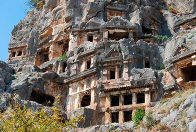 Монастырь Турция фото