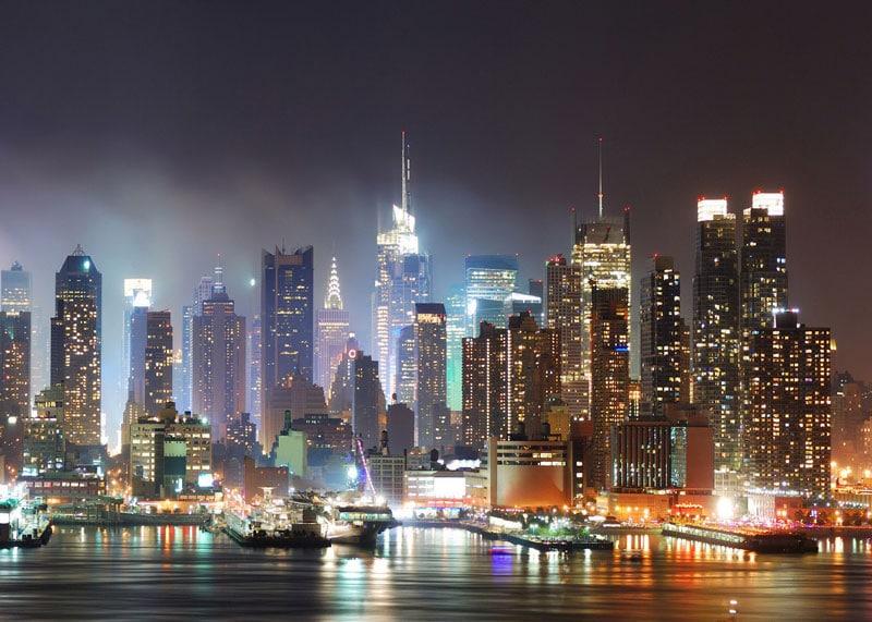 Большое яблоко Нью-Йорк фото
