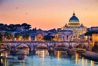 Красота Рима фото