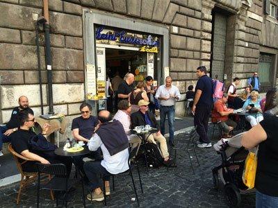 Кафе Рим фото