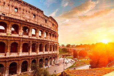 Город Рим фото