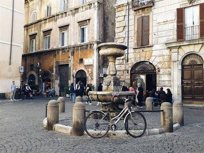 Римская площадь фото