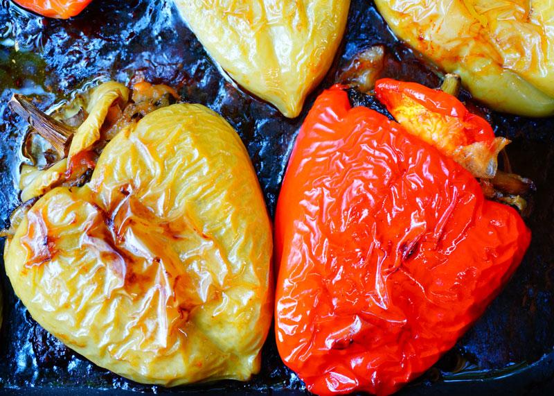 Фаршированные перцы рецепт фото
