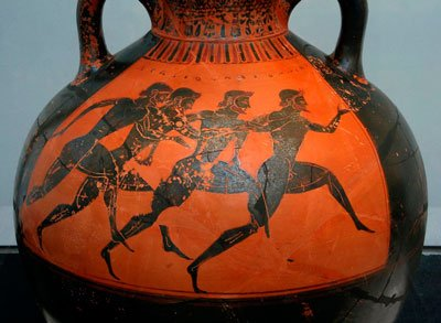 Греческая ваза фото