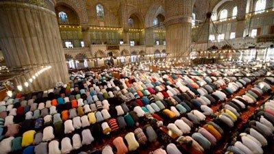 Турция молитва фото