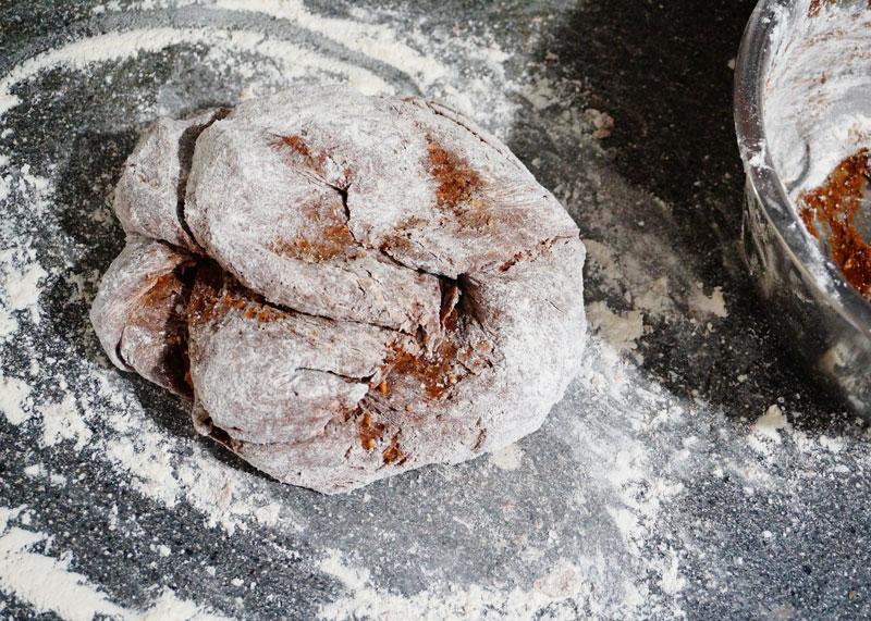 Печенье мостачоли тесто фото