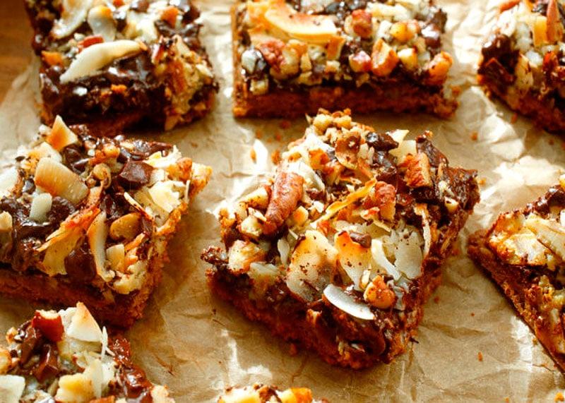 Печенье из грэхамских крекеров рецепт фото