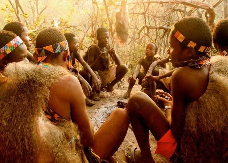 Племенная диета фото
