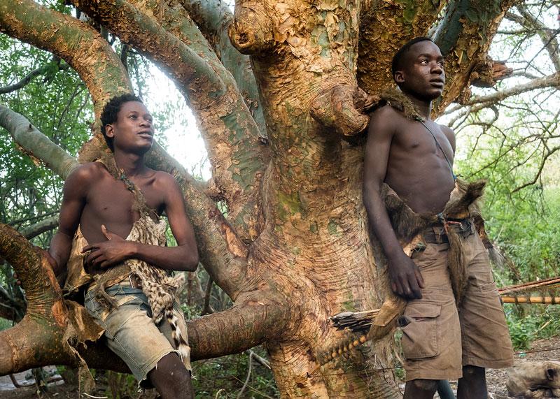 Особенности племенной диеты фото