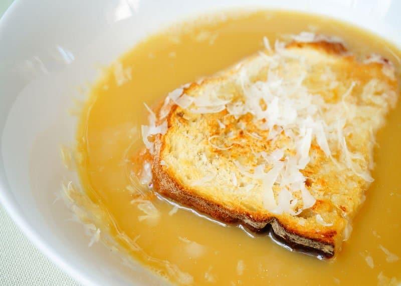 Суп из пива рецепт фото