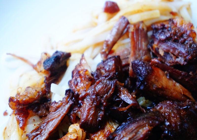 Свинина по-тайски рецепт фото
